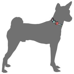 犬 首輪 M size 首周り:33〜47cm ウルフギャング WOLFGANG  FurTrader COLLAR/ アメリカンメイド|starry|03