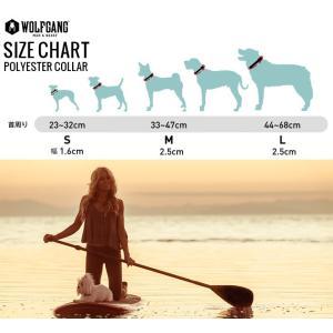 犬 首輪 M size 首周り:33〜47cm ウルフギャング WOLFGANG  FurTrader COLLAR/ アメリカンメイド|starry|04