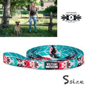 犬 リード S size 全長:122cm ウルフギャング WOLFGANG  FurTrader LEASH / アメリカンメイド|starry