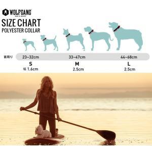 犬 首輪  ウルフギャング WOLFGANG LokiWolf Sサイズ アメリカンメイド starry 04
