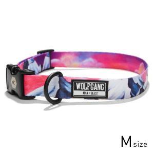 犬 首輪  ウルフギャング WOLFGANG MountainHome M size|starry
