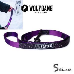 犬 リード S size 全長:122cm ウルフギャング WOLFGANG  SneakFreak LEASH / アメリカンメイド|starry