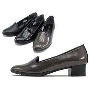 Beaufit ビューフィット オニグリカットパンプス A57WAC5-BL ラウンドトウ シンプル レインシューズ ミドルヒール 美脚 レディース 靴 お取り寄せ商品|starsent