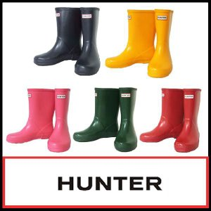 ハンター ブーツ HUNTER BOOTS KIDS FIRST CLASSIC WELLY HUW24133 オリジナル キッズ ファースト レインブーツ 長靴|starsent