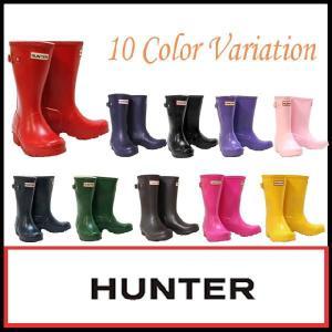 ハンター ブーツ HUNTER BOOTS ORIGINAL KIDS HUW23500 ( オリジナル キッズ ) レインブーツ キッズ ジュニア 長靴|starsent