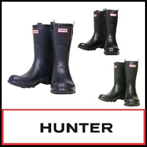 ハンター ブーツ HUNTER BOOTS ORIGINAL SHORT CLASSIC HUW23758 オリジナル ショート クラシック レインブーツ 長靴|starsent