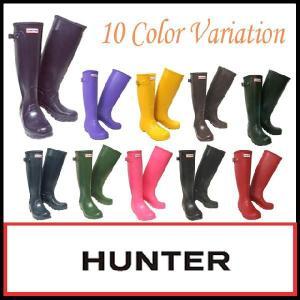ハンター ブーツ HUNTER BOOTS ORIGINAL TALL CLASSIC HUW23499 ( オリジナル トール クラシック ) ラバーブーツ レインブーツ 長靴|starsent