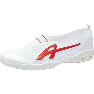 上履き  アサヒドライスクール009EC レッド(kd38582) 屋内用 シューズ 靴 お取り寄せ...