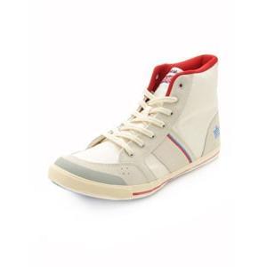 スニーカー Admiral アドミラル INOMER HI SJAD1511-0114 イノマー ハイ ホワイト/トリコロール レディース メンズ シューズ 靴 お取り寄せ商品