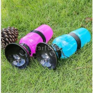 オートドッグ マグ 650ml ペット 用 水筒 給水ボトル 皿 犬 散歩 お散歩グッズ 車 ドライブ|start666