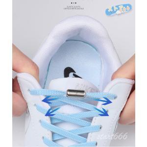 結ばない 靴紐 シューレース ゴム 子供 キッズ 伸縮 アウトドア スポーツ メンズ レディース ダンス 伸びる 2足セット 送料無料|start666