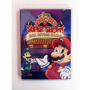 スーパーマリオ DVD スーパーショー「マリオ劇場!」 Box Office Mario
