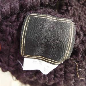 A. coba.lt. (アコバルト ) キャスケット風ニット帽 ブラック 1508Bレディース1609Are中古1012401あす楽セールSAL|startre|03
