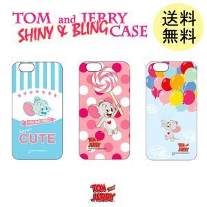 トムとジェリー iphone7 iphone6s キラキラ ...