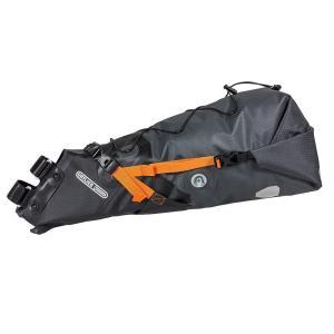 軽量で摩擦や引き裂けに強い防水生地と、ロールクロージャー開閉システムを採用した大容量サドルバッグ。 ...