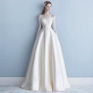 9a6840c3cc108 ウエディングドレス 安い 白 レース ロングドレス 結婚式 花嫁 ブライダル ウエディングドレス aライン 二次会 パーティードレス 演奏会 フォーマル ドレス
