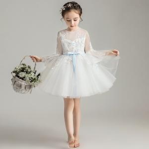 916be53929d49 子供ドレス 安い 結婚式 白 ワンピース キッズ 二次会 パーティードレス フォーマル 演奏会 子ども ミニドレス 七五三 女の子 発表会 ステージ衣装