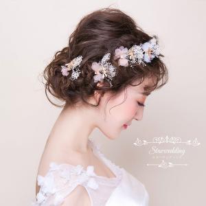 ブライダル 花嫁 ウエディング ティアラ 髪飾り ヘアピン 安い 発表会 ヘッドドレス 結婚式 演奏会 パーティー 二次会 頭飾り