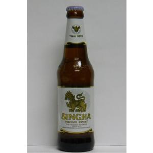 タイ シンハービール 瓶 330ml SINGHA
