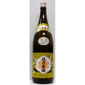 母の日 父の日 ギフト プレゼント 日本酒  越乃寒梅 白ラベル 普通酒 1800ml