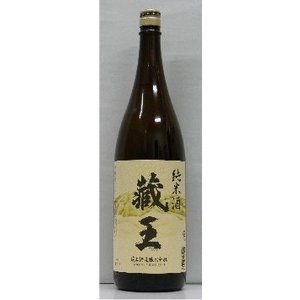 日本酒 蔵王 純米 1800ml ギフト 1升瓶 御歳暮 クリスマス|stary
