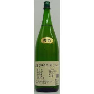 富士錦 純米たる酒 1800ml|stary