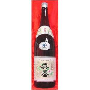 呉春 本丸 本醸造 1800ml|stary
