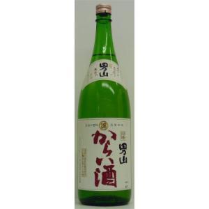 羽陽男山 からい酒 1800ml|stary