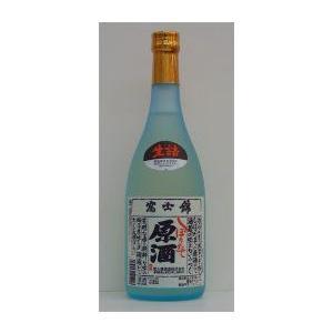 富士錦 しぼりたて原酒 720ml|stary