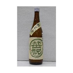 日本酒 笹祝 無濾過純米酒 720ml ギフト 御歳暮 クリスマス|stary