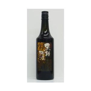 富士錦 黒糖梅酒 720ml|stary