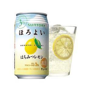 サントリー ほろよい はちみつレモン 350ml×24缶(※送料:沖縄県・離島は500円)|stary