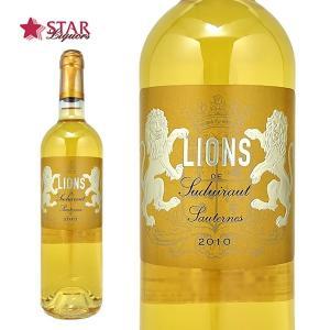 リオン・ド・シュデュイロー [2012] 白極甘口貴腐ワイン 750ml フランス/ボルドー/ソーテルヌ フランス白ワイン ボルドー白ワイン|stary