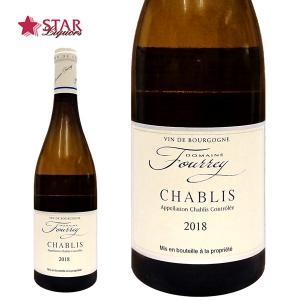 ドメーヌ・フレ シャブリ 2015 白ワイン 750ml|stary