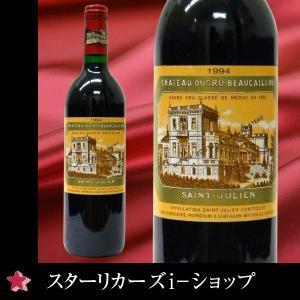 シャトー・デュクリュ・ボーカイユ [1994] 赤ワイン 750ml|stary