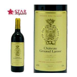 シャトー・グリュオ・ラローズ [1994] 赤ワイン 750ml フランス/ボルドー/サン・ジュリアン フランス赤ワイン ボルドー赤ワイン|stary