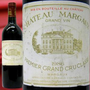 シャトー・マルゴー 1986 赤ワイン 750mlWINE|stary