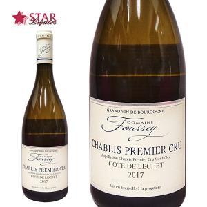 ドメーヌ・フレ シャブリ プルミエ・クリュ コート・ド・レッシェ 2014 白ワイン 750ml|stary