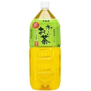 ドリンク 伊藤園お〜いお茶 緑茶 2L 1ケース 6本入り|stary