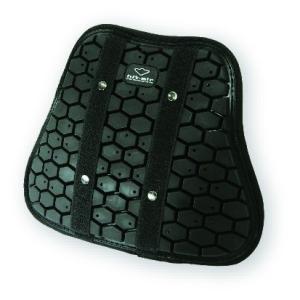 ヨーロッパCE規格適合品 hit-air HCタイプ胸部パット ブラック
