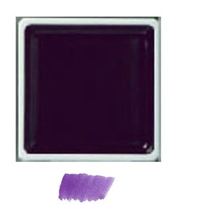 あかしや顔彩 紫(あかしやがんさい むらさき) AP-03|stationery-arnz