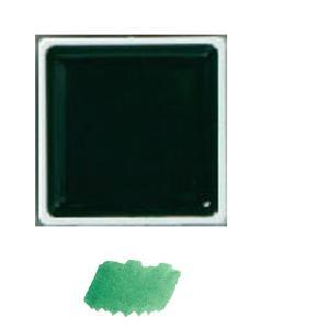 あかしや顔彩 濃緑(あかしやがんさい のうりょく) AP-09|stationery-arnz