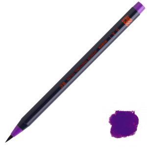 水彩毛筆「彩」紫色|stationery-arnz