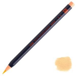 水彩毛筆「彩」薄橙色|stationery-arnz