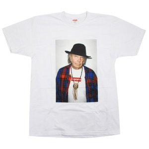 8552c24d352a シュプリーム SUPREME 15SS Neil Young Tee ニール・ヤングフォトTシャツ 白 Size【M】 【新古品・未使用品】