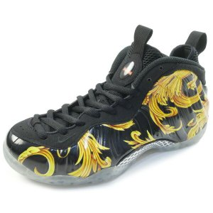 b3f49ea013bd シュプリーム SUPREME ×NIKE ナイキ 14SS Air Foamposite 1 Supreme SP 652792-600 スニーカー  黒 Size 27.0cm   新古品・未使用品