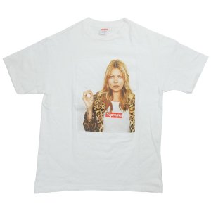 b60e39645027 シュプリーム SUPREME 12SS Kate Tee ケイト・モス フォトTシャツ 白 Size【S】 【中古品-良い】【中古】