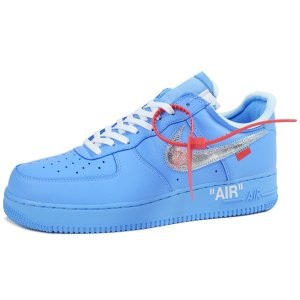 オフホワイト OFF WHITE ×NIKE AIR FORCE 1 '07 VIRGIL MCA ...