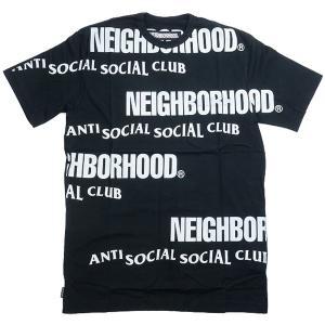 ネイバーフッド NEIGHBORHOOD ×Anti Social Social Club アンチソ...