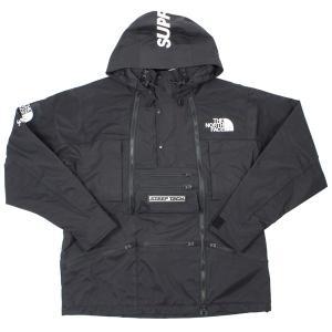 SUPREME (シュプリーム) ×THE NORTH FACE 16SS Steep Tech Jacket ジャケット (黒白)Size(M)(新古品・未使用品)